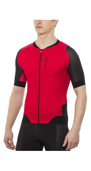 Etxeondo Team Edition S/S Jersey Men red/black
